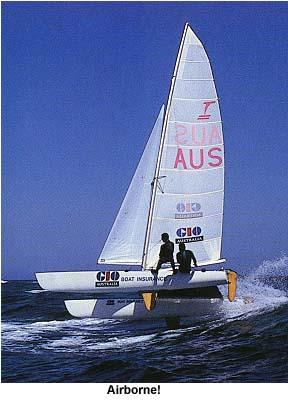 Laser Sailboat Plans